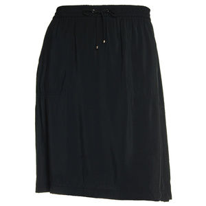 14w Black Pull On Skirt NEW w/ Tags Plus Size